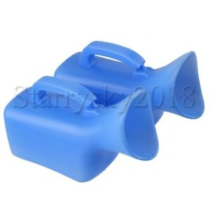 Female Portable Urinal Toilet Wee Bottle Container for Patient Camping Travel