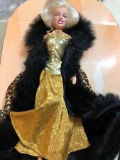 Marylyn Monroe Limited Edition Doll Fur Fantasy