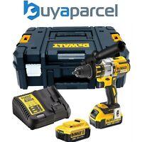 Dewalt DCD996M2 18v XR 3 Speed Brushless Combi Hammer - 2 x 4.0ah Batteries
