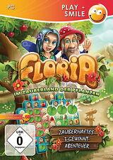 PC-GAME - Floria - Im Zauberland der Pflanzen ++neu und ovp++