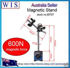 Double Adjustable Pole Magnetic Base Holder for Dial Indicator & Test Gauge Tool