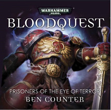 Bloodquest Prisoners of the Eye of Terror Audio BookCD Warhammer 40k NEW SEALD