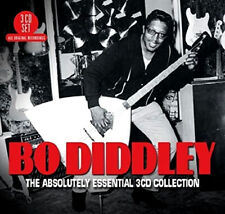 BO DIDDLEY  * 60 Greatest Hits * NEW 3-CD BOX SET * All Original Songs * NEW