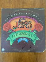 The James Gang Hand Signed Autographed By 4 LP Record Album Joe Walsh W/COA RARE