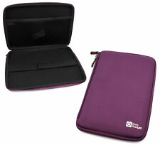 Purple Protective Shell Case For Sony Reader Touch Pocket, PRS T1 & PRS-T2