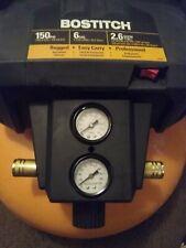Bostitch BTFP02012R 6Gallon Certified Refurbished Air Compressor