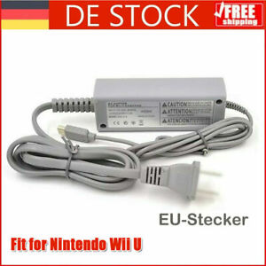 Nintendo Wii U Netzteil für Gamepad Strom Ladegerät Power Adapter WiiU Netzkabel