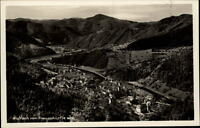 Wolfach alte Postkarte Postcard ~1930/40 Panorama vom Frauenköpfle aus gesehen