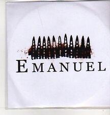 (AS81) Emanuel, Soundtrack To A Headrush - DJ CD