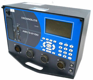 Econolite ASC/3-2100 Traffic Control Box