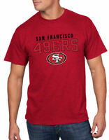 San Francisco 49ers Majestic Bright Cardinal Red Zone Opportunity Tee Shirt