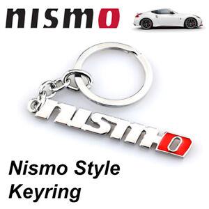 Nismo Key Ring For JDM NISSAN cars Silvia 200SX R32 300ZX 370Z 180SX GTR Skyline