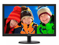 "Monitor Philips 23,6"" V-line 243v5qhsba HDMI ready - smart control"