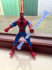 "Spiderman Figura De Juguete - 6"" web Bat Hombre Araña Freestanding Figura De Acción-Hasbro"
