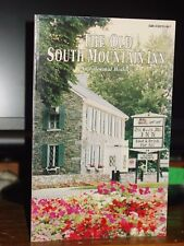 The Old South Mountain Inn, Boonsboro, Maryland informal history 1732-1900s