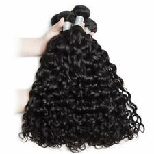 Brazilian Water Wave 3 Bundles 300g  Wet and Wavy Virgin Human Hair Water Wave