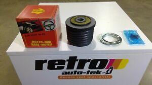 MOMO Steering Wheel Hub / Boss kit for Alfa Romeo Spider 1986 - 1989 #1013