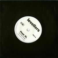 """The Levellers Featuring Billy Bragg Hope St. 7"""" VINYL On The Fiddle Recordings 2"""