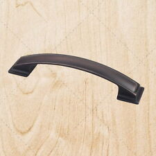 Cabinet Hardware Square Pulls pq35 Brushed Oil Rubbed Bronze Handles 96mm CC