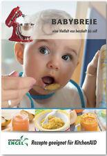 Babybreie – Rezepte geeignet für KitchenAid Babybrei Baby Cook Processor Brei