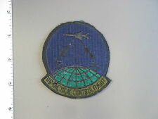 USAF issue 119thTactical Control Flight woodland subdued patch by Ira Green, new