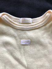 Cherokee Baby Girls búhos manga larga superior X 2 9-12 meses nuevo con etiquetas