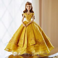 DISNEY LIVE ACTION BEAUTY AND THE BEAST BELLE DOLL LIMITED EDITION NIB 17""