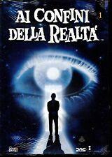 DVD 618  AI CONFINI DELLA REALTA'  SIGILLATO