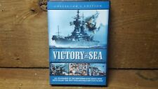 VICTORY AT SEA DVD~26 EPISODES OF THE SERIES CALLED BEST WWII DOCUMENTARY