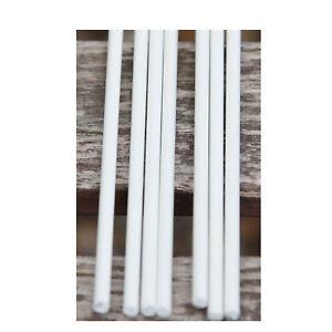 Roman Blind Rods 4mm diameter - 4 x 3 metre lengths