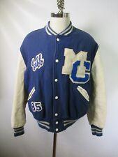 G3298 DELONG SPORTSWEAR Men's Colorado Bulldogs Letterman Jacket