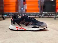 Adidas Originals Tresc Run Mens Running Shoes Black/Red (EG7411) NEW Multi Size