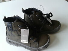 Boots Faux Leather Shoes for Boys NEXT