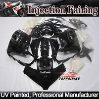 Black Fairing Kit for Honda GL1800 Goldwing 1800 2001-2011 02 Injection Bodywork