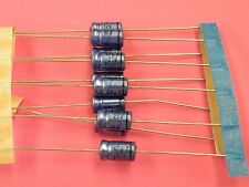 10 x Axial Elektrolyt Kondensator Philips 47uF 25v UK Lager A25-47U CC02