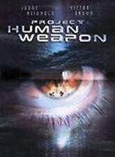 PROJECT HUMAN WEAPON (2001) Judge Reinhold, Victor Browne, William Zabka