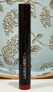 LAURA MERCIER Velour Extreme Matte Lipstick in 'Dominate' (Bright Red) 0.42g