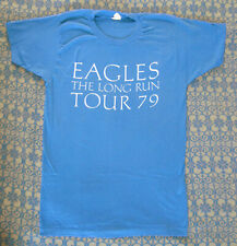 Vintage Original Eagles Long Run Tour Shirt 1979 Rare Small Size!