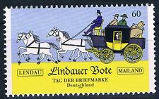 3101 ** BRD 2014, Lindauer Bote. Tag der Briefmarke