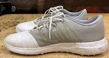 NIKE LUNAR EMPRESS 2 Women's GOLF SHOES White/Grey 819041-100 Size 8.5W