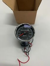 Universal Motorcycle LED Backlight  Speedometer Gauge kmh, Bike Spares