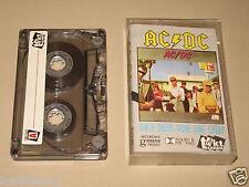 AC DC - Dirty Deeds Done Dirt Cheap - MC Cassette un/official polish tape