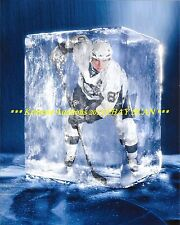 SIDNEY CROSBY Encased IN an ICE CUBE 8x10 Photo PITTSBURGH PENGUINS SUPERSTAR~@@