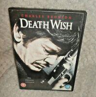 Death Wish (DVD, 1974) Charles Bronson