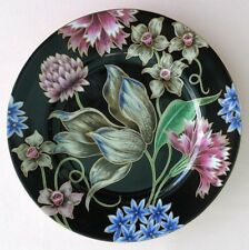 Fitz and Floyd, Rare Fleurage Floral Fine Porcelain Plate.