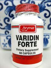 Arymar VARIDIN FORTE DIOSMIN Hespiridin 60 caps Dietary Supplement