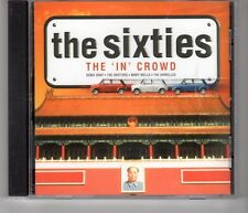 (HH886) The Sixties, The 'In' Crowd - 2001 CD