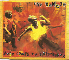 INI KAMOZE Here comes the Hotstepper 6TRX w/ REMIXES CD single USA seller SEALED