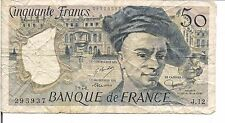 FRANCE 50 FRANCS, P#152a, 1978