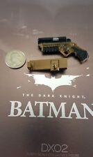 Genuine Hot Toys DX02 1/6 Dark Knight Batman action figure's grappling gun ! USA